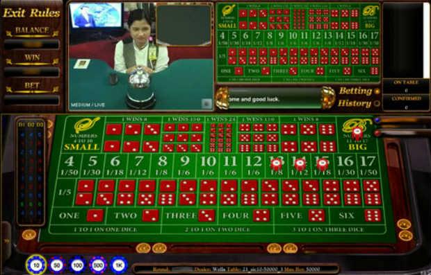 Casino yang sering dimainkan di sbobet
